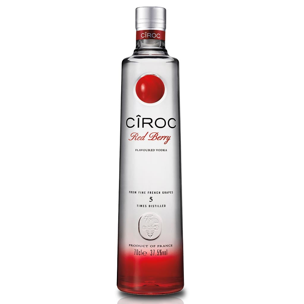 Ciroc Red Berry Vodka 70cl - Maxwell's Clarkston