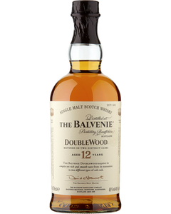 Balvenie DoubleWood 12 Year Old 70cl - Maxwell's Clarkston