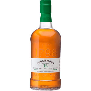 Tobermory 12 Year Old 70cl - Maxwell's Clarkston