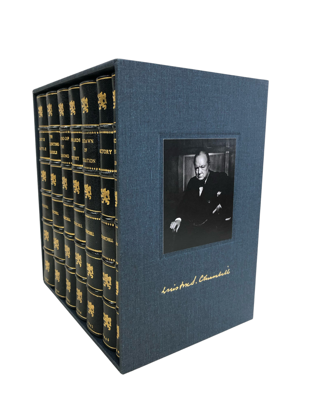 Original Books for the Ultimate Winston Churchill Collection