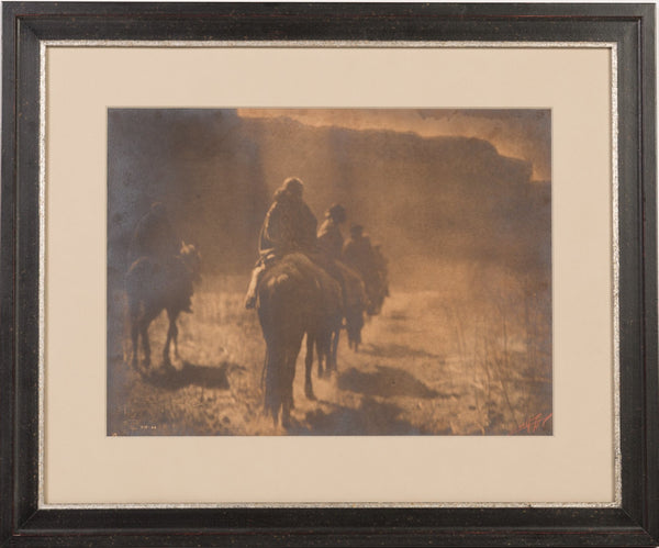 Edward S. Curtis: Photographing Native Peoples