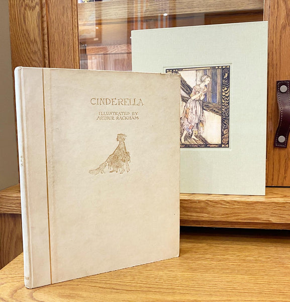 Cinderella: The Timeless Tale in a 1919 Deluxe Edition
