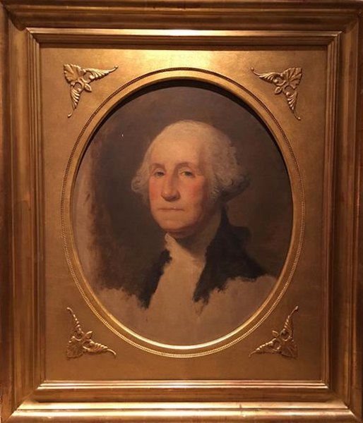 Gilbert Stuart's Washington
