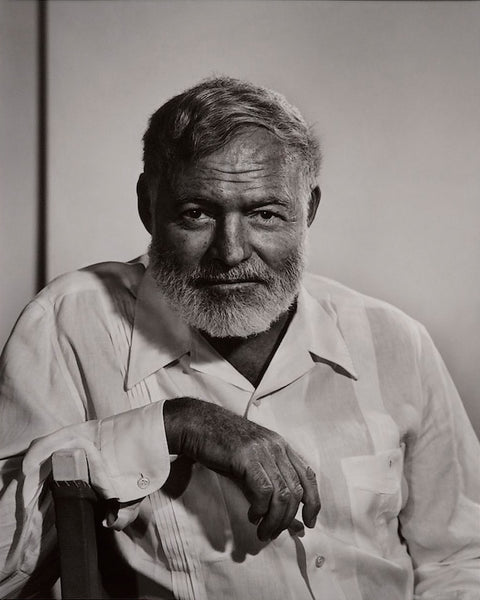Ernest Hemingway: A Character Himself