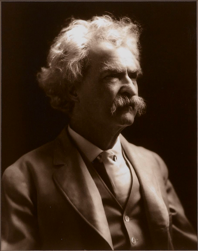 Mark Twain: The Adventures of a Small Town Steamboat Pilot