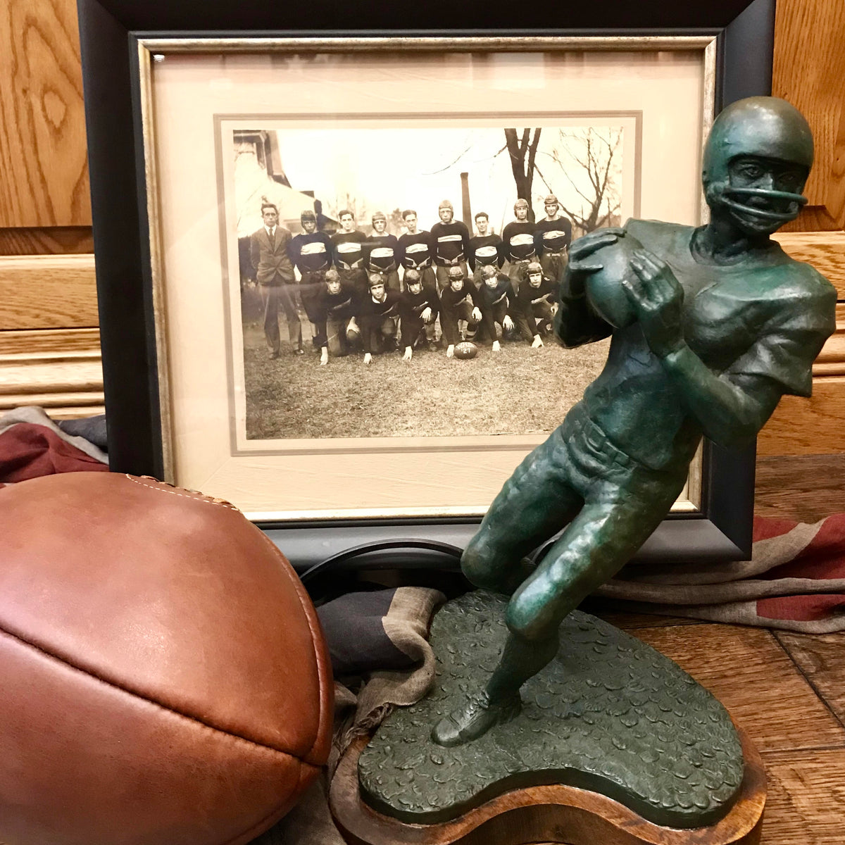The History of American Football