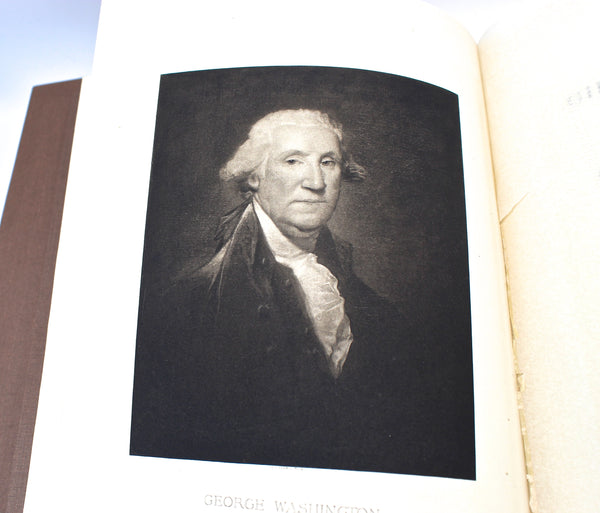 George Washington Vaughan Type