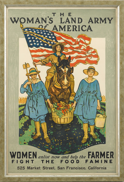 Woman's Land Army of America