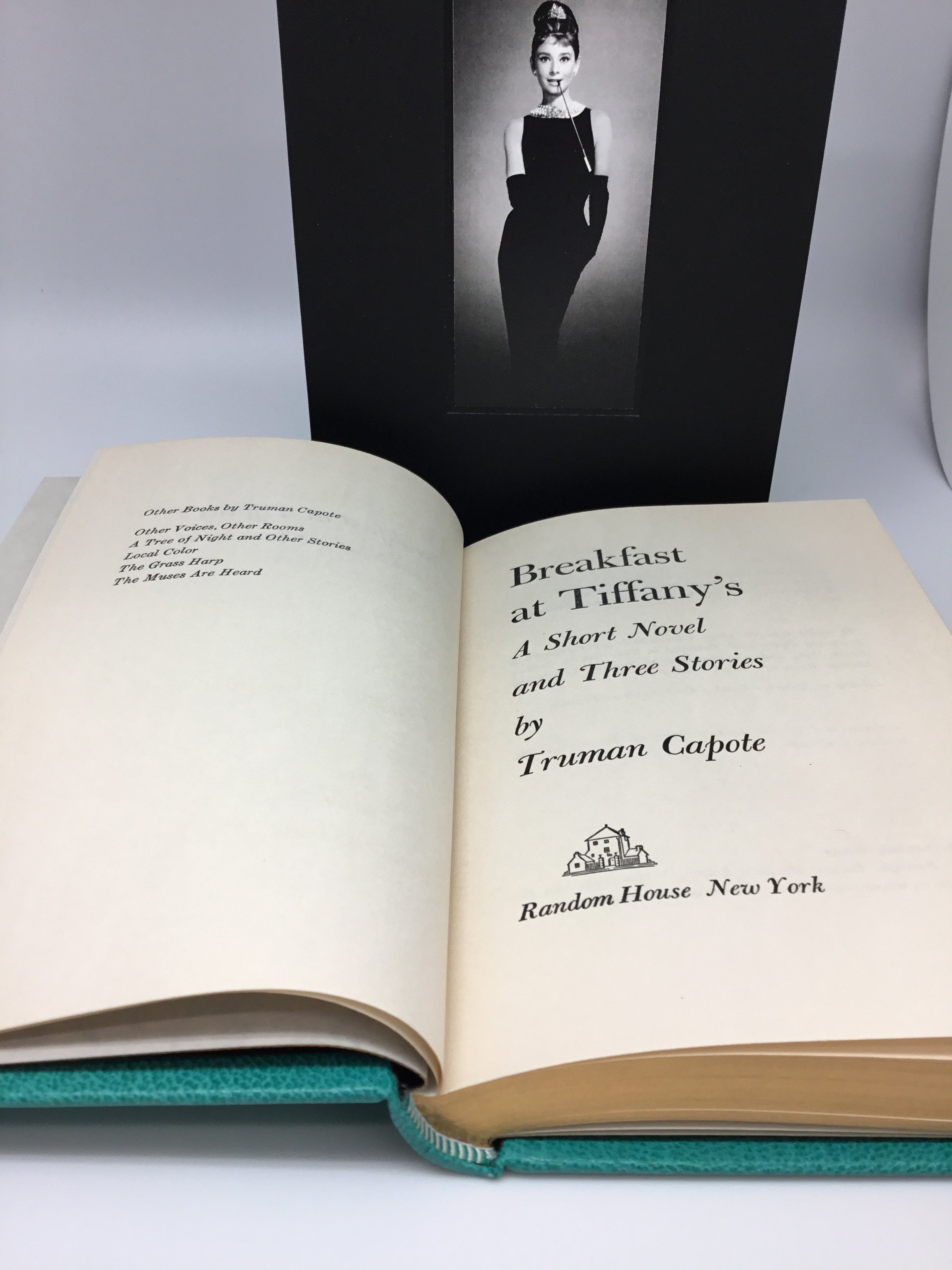 Breakfast at Tiffany\'s by Truman Capote, First Edition, Stated First ...