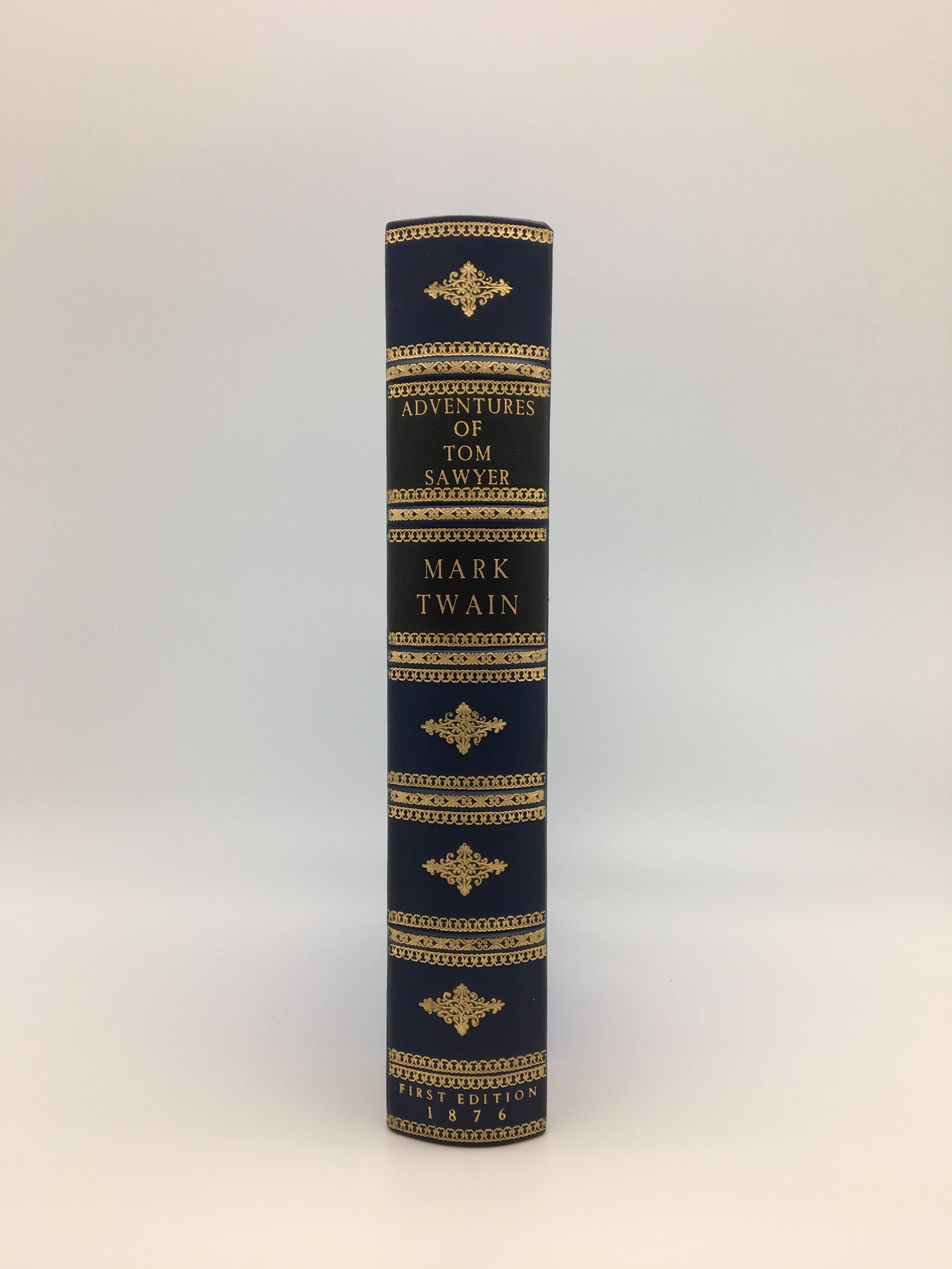 Adventures of Tom Sawyer by Mark Twain, First American Edition, Circa 1876