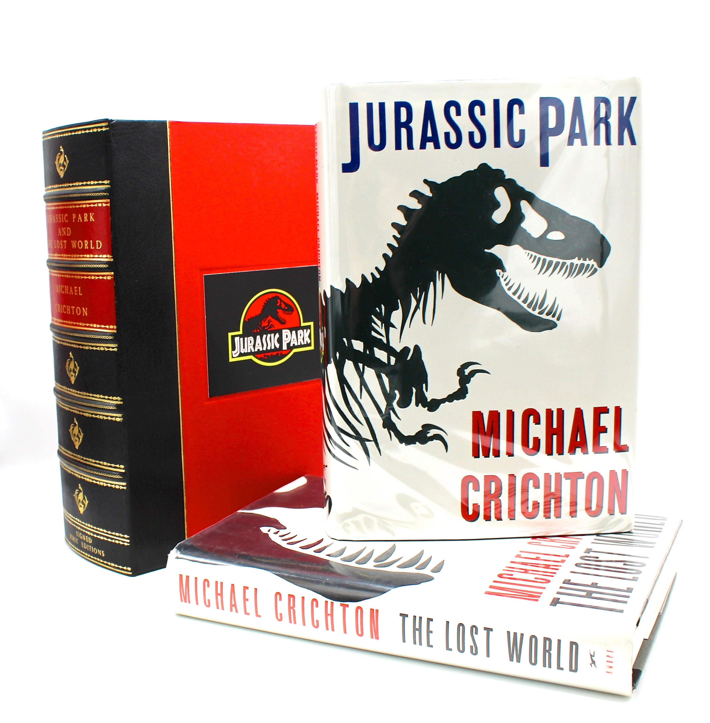 timeline Michael Crichton youtube