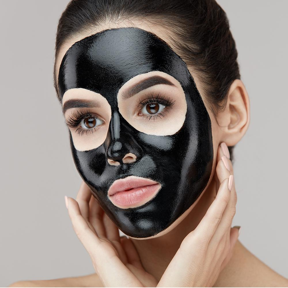 CELAVI DETOXIFYING BAMBOO CHARCOAL PEEL OFF MASK