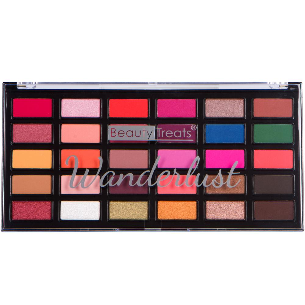 Paleta de Sombras Wanderlust Beauty Treats