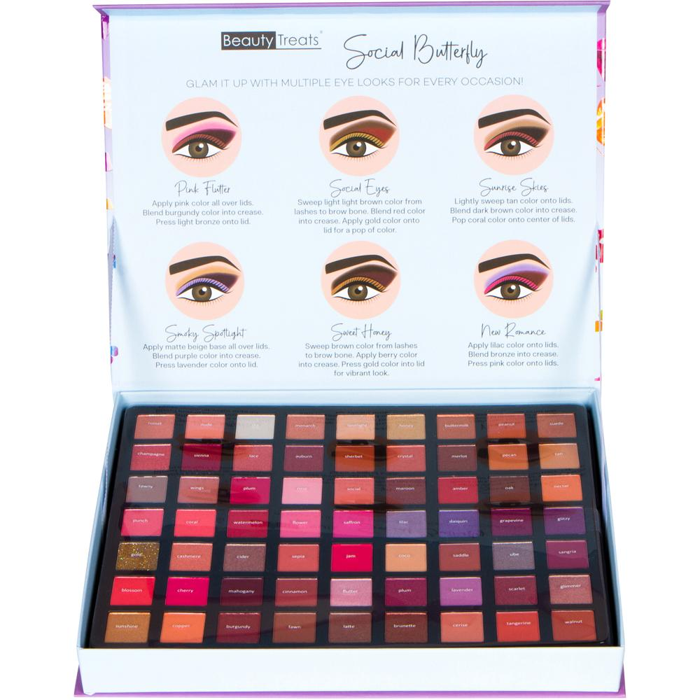 Beauty Vault Social Butterfly Beauty Treats