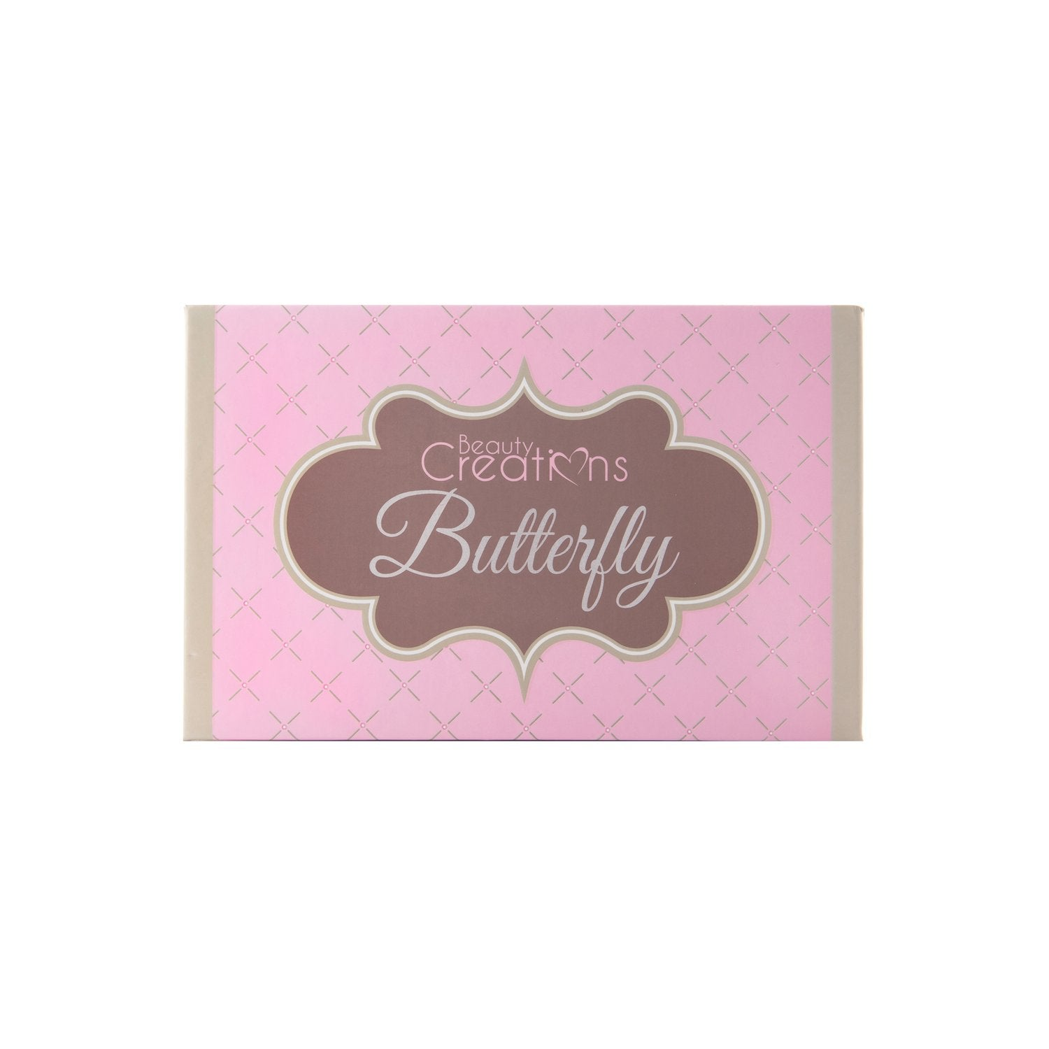 Paleta Butterfly Beauty Creations