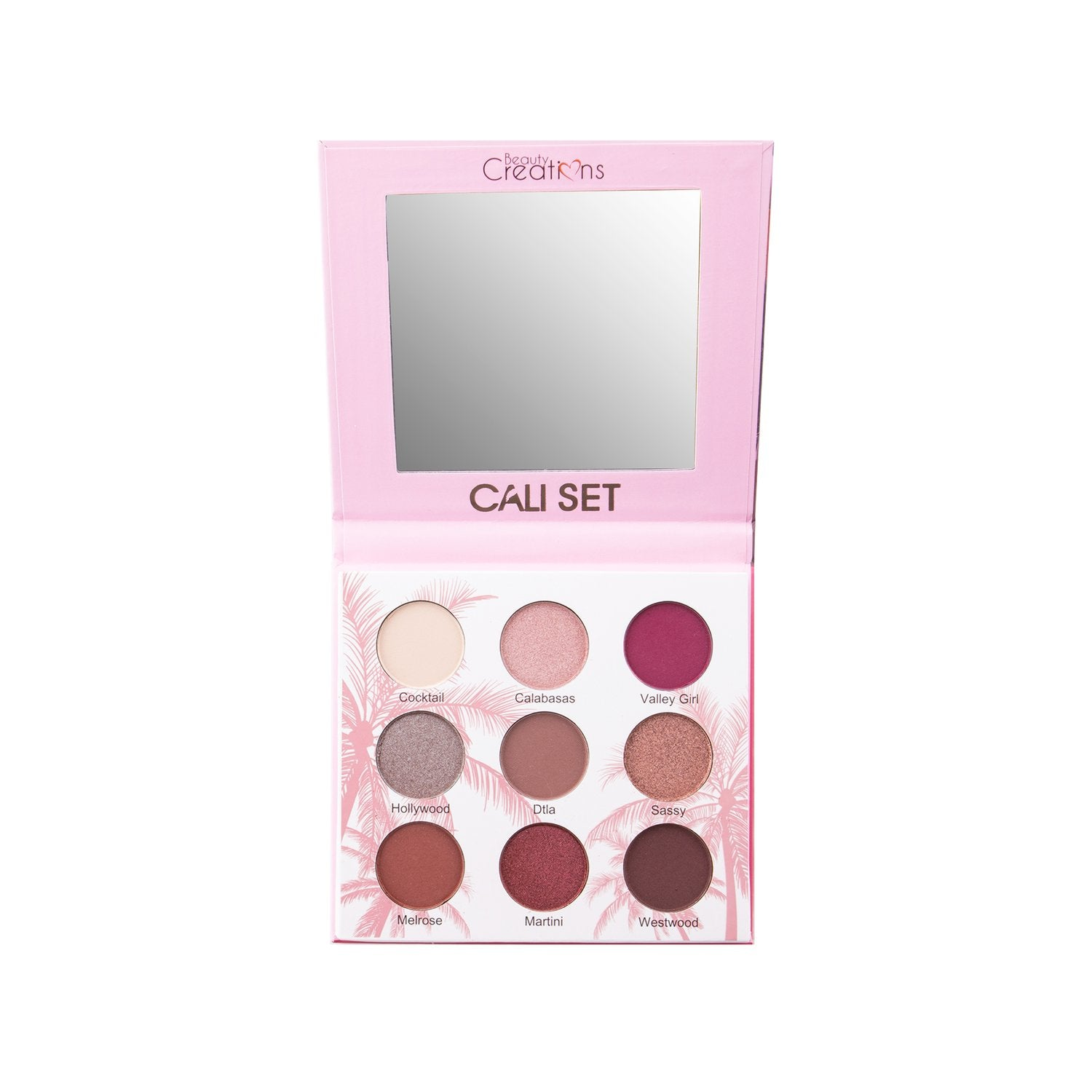 Sombras Cali Set Beauty Creations