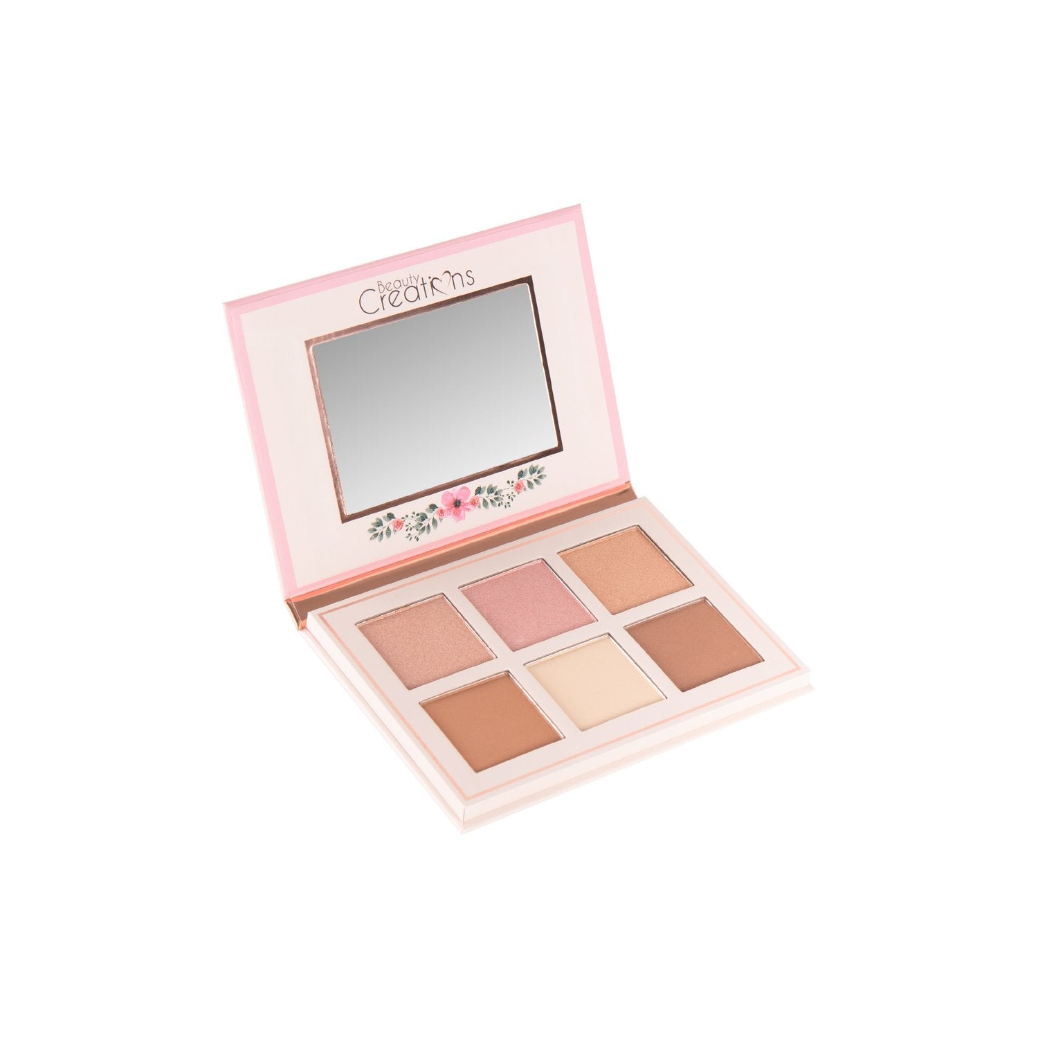FLORAL BLOOM HIGHLIGHT & CONTOUR KIT BEAUTY CREATIONS