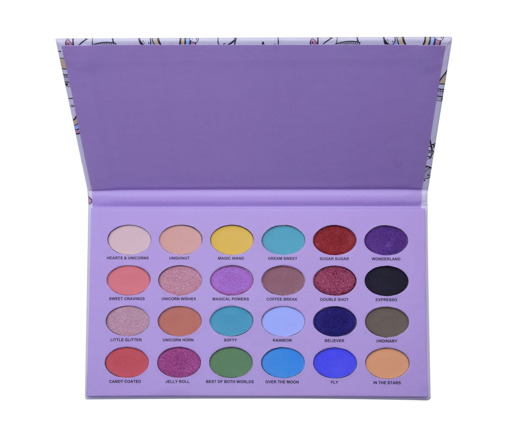 Sweet Dreams Paleta de Sombras Prolux