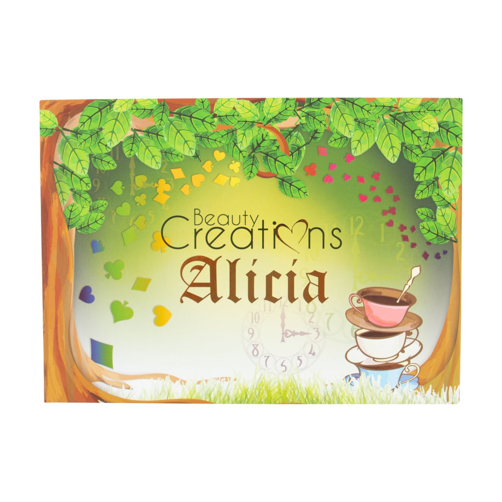 Paleta Alicia Beauty Creations