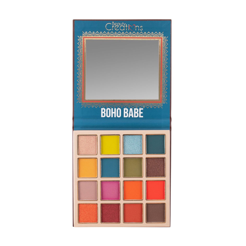 Sombras Boho Babe Beauty Creations