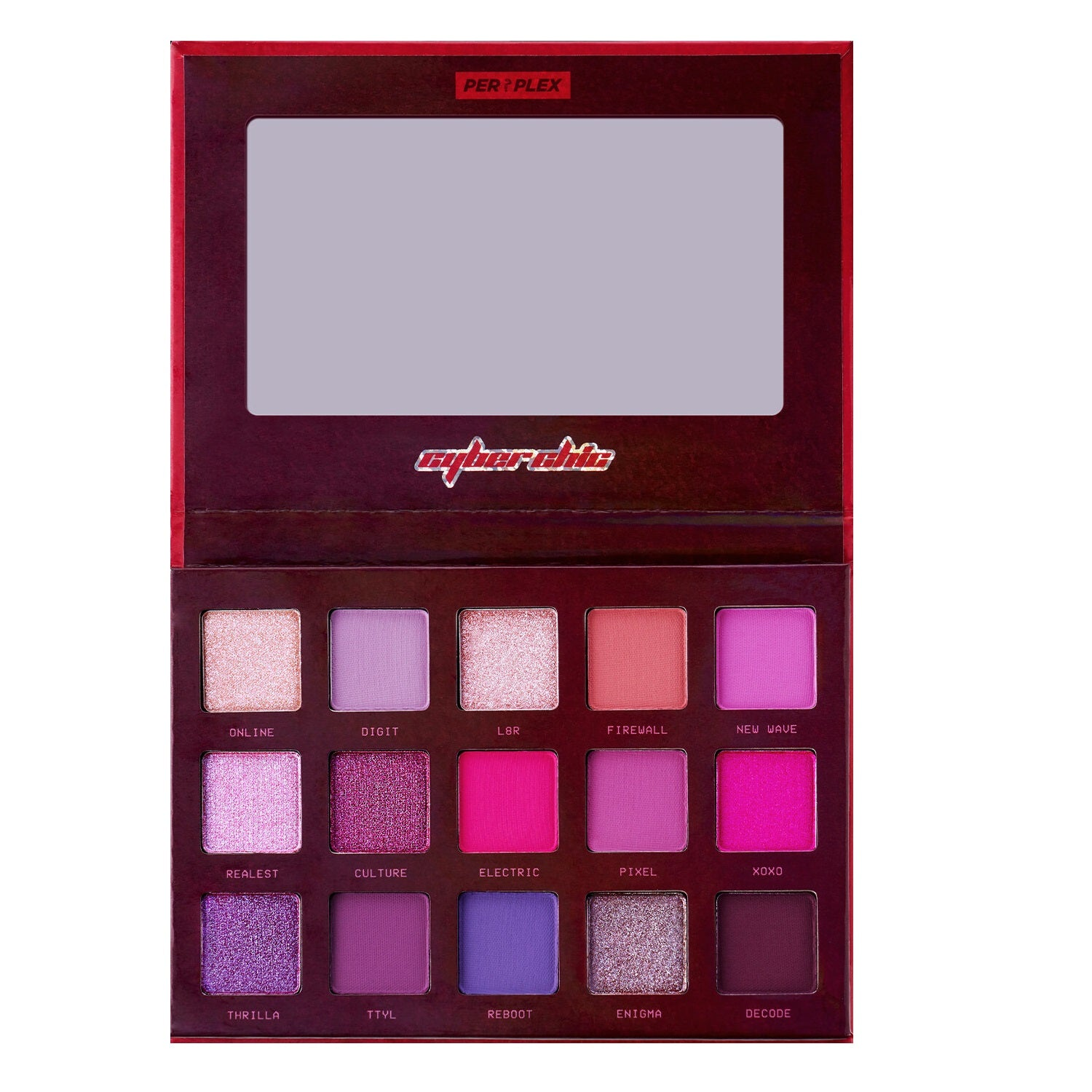 Sombras Cyber Chic PERPLEX