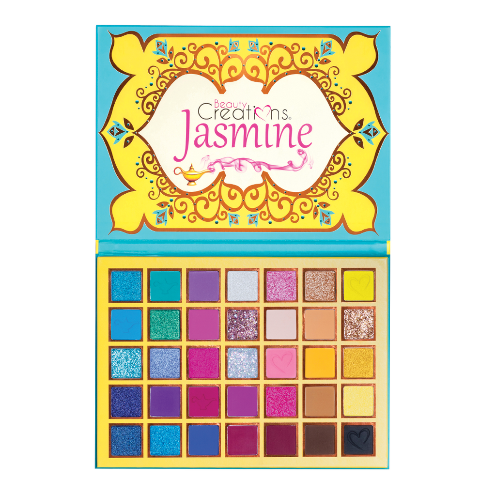 PALETA JASMINE BEAUTY CREATIONS