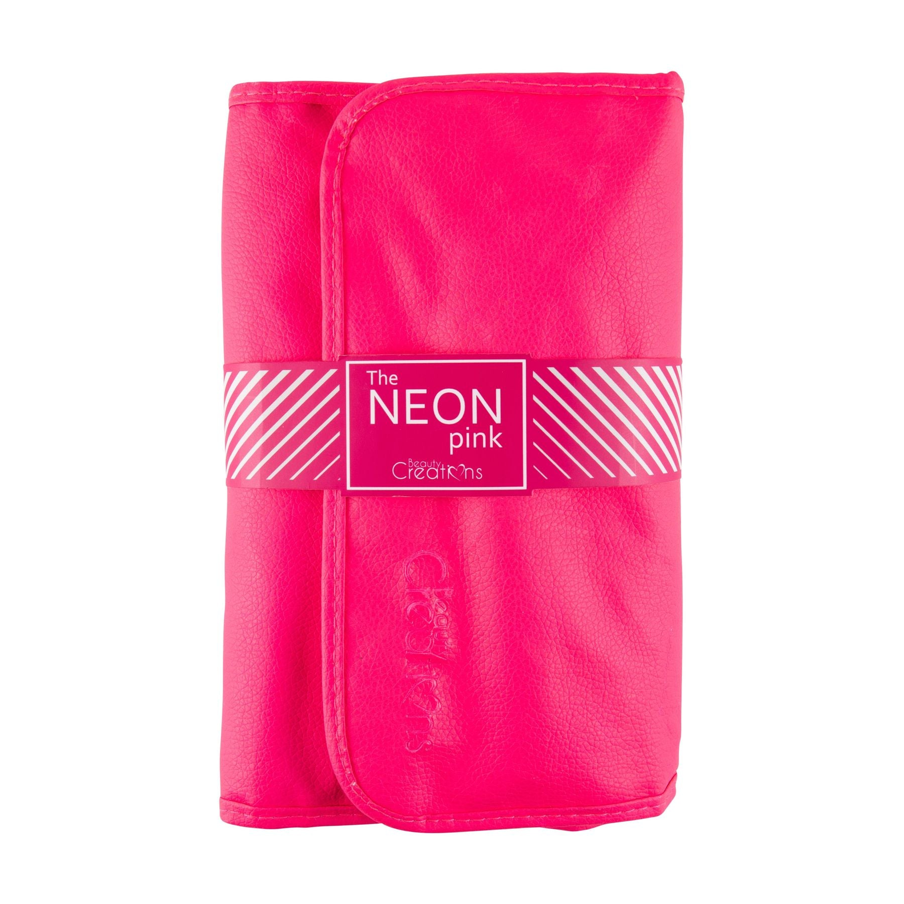 Set de brochas Beauty Creations THE NEON Pink