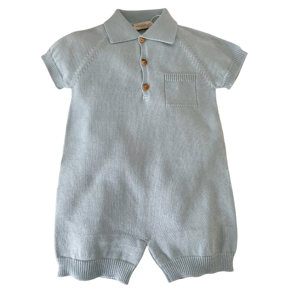 Wedoble - Indigo Knitted Set