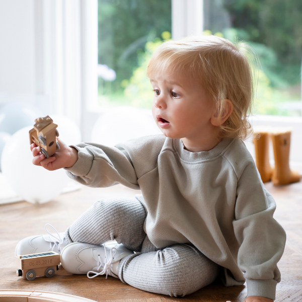 Meia Pata - Rib Kneesocks - Grey