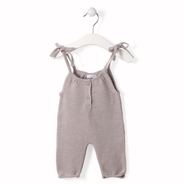 Wedoble - Cotton Tie Up Romper