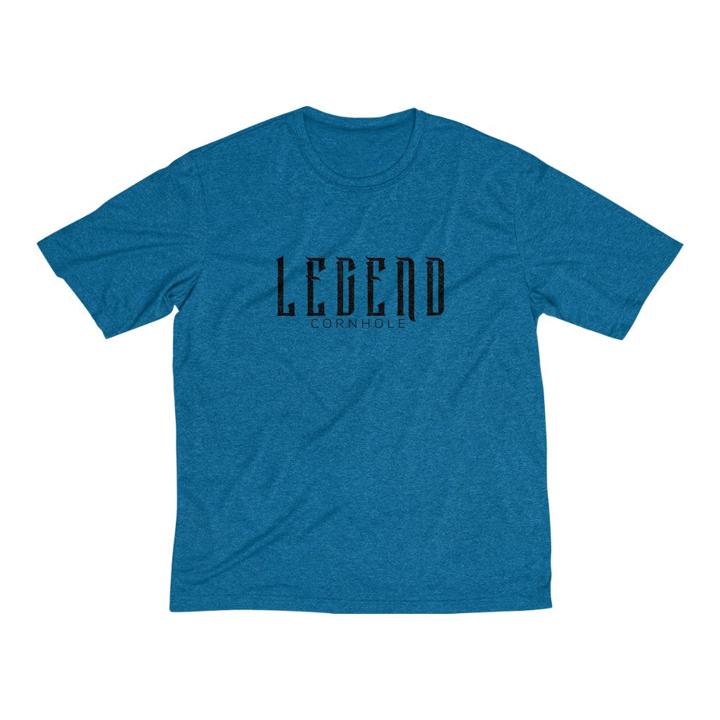 Legend™Cornhole :: Men's Heather Dri-Fit Tee