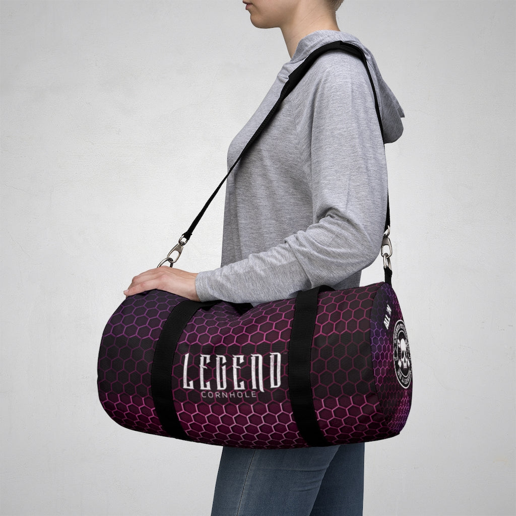 Legend™ Cornhole - Duffel Bag - Purple