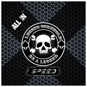 "Legend™ ""ALL IN™"" (SPEED) Premium Cornhole Bag (set of 4)"