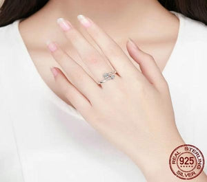 Heart & arrow ring-Couple Jewellery