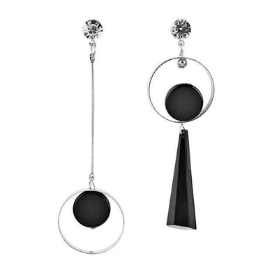 Tassel earrings-Couple Jewellery