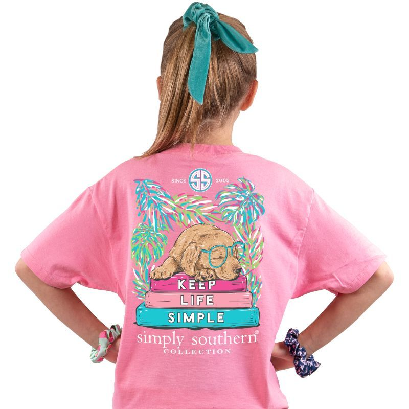 Simply Southern Shirt Keep Life Simple