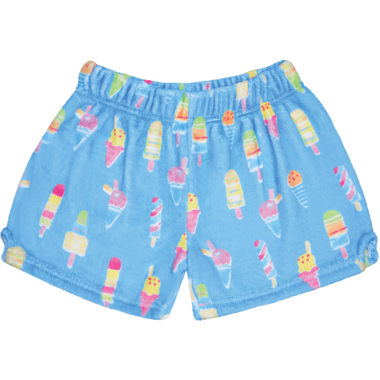 Sundae Funday Plush Shorts