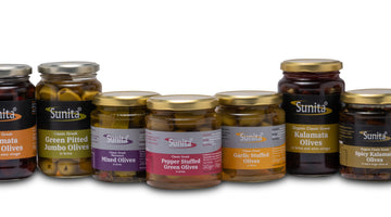New Sunita Greek Olives