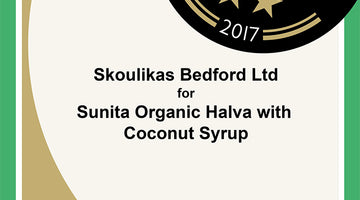 Great Taste Awards - for Sunita Organic Halva with Coconut Syrup