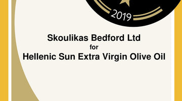 Great Taste Award Certificates - for Hellenic Sun Extra virgin olive oil
