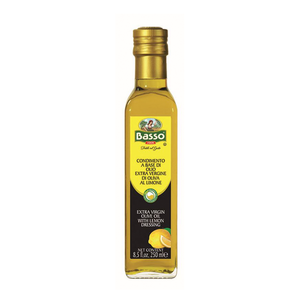 Basso Aromatic Oil & Lemon 1 x 25cl