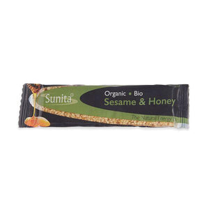 Sunita Organic Sesame & Honey Bar