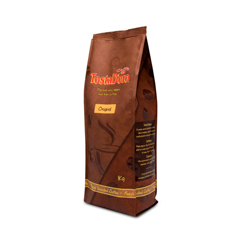 Tosta D'Oro Original Blend Ground Coffee 1kg