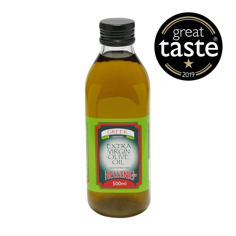 Hellenic Sun Extra Virgin Olive 500ml
