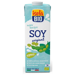 Isola Bio Soya Drink Original