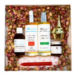 Love Spell Kit House of Roxy x The Organic Pharmacy