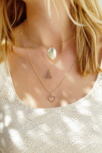 Love Heart Amulet