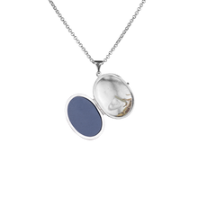 Load image into Gallery viewer, Silver Enchanted Love Locket