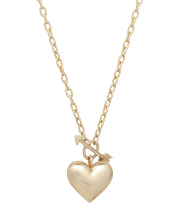 Cupid's Heart Necklace Medium