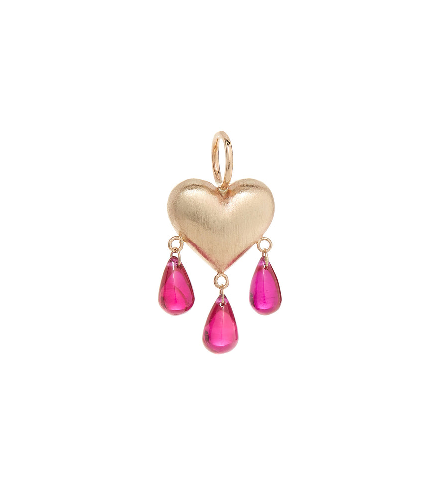 Bleeding Heart Charm